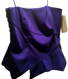 Nicole Miller Top Royal purple