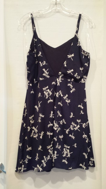 Everly short dress Navy on Tradesy