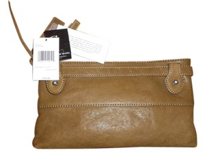 Marc New York Of Ny Slingshot Olive Green Clutch