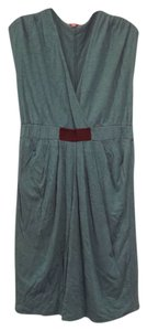 Lilla P short dress Emerald Green Sleeveless on Tradesy