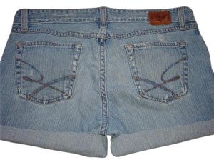 BKE Star Stretch Size 32 Denim Shorts-Light Wash