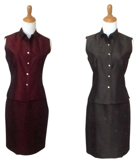 Preload https://item3.tradesy.com/images/casual-corner-see-desc-silk-tops-and-outfits-skirt-suit-size-4-s-1276792-0-0.jpg?width=400&height=650