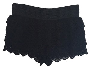 American Rag Dress Shorts Black