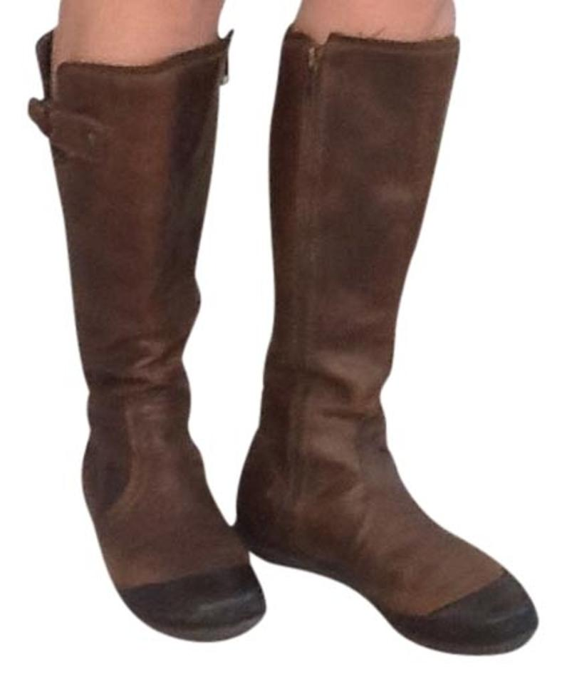Ladies First OTBT Brown Otbt/Bayberry Boots/Booties First Ladies quality ae28ea