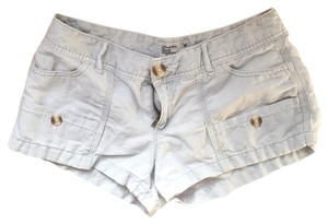 American Eagle Outfitters Mini/Short Shorts Pale blue