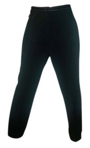 Proda New York Straight Pants Black