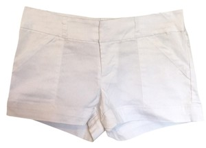 BeBop Mini/Short Shorts White