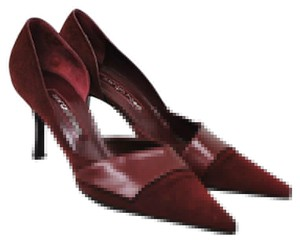 Sergio Rossi Dark red Pumps
