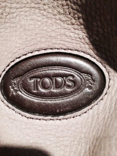 Tod's Tote in Dark Brown