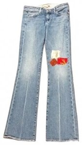 Paige Boot Cut Jeans-Light Wash