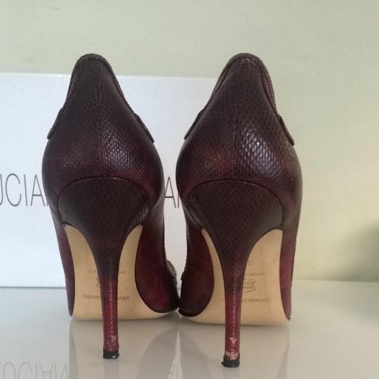 Luciano Padovan Bordeaux Pumps