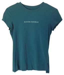Banana Republic T Shirt Spruce