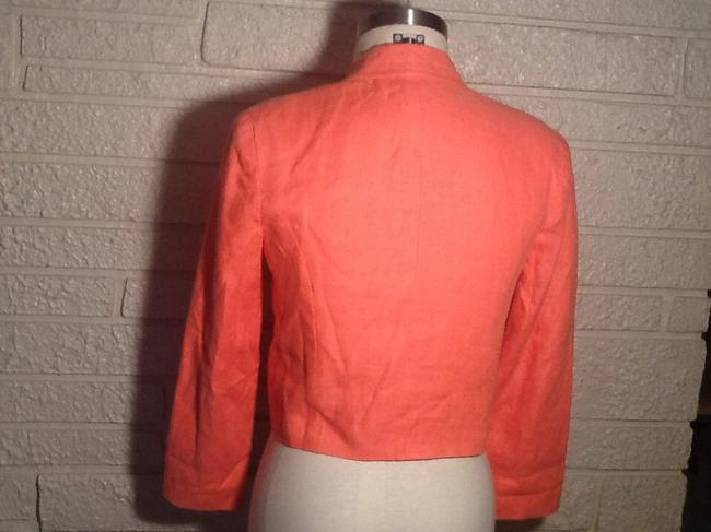 Clifford & Wills Linen Pad Coral/Peach Jacket