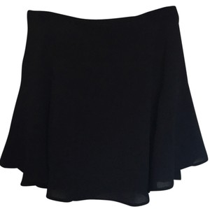 Charlotte Russe Mini Skirt Black