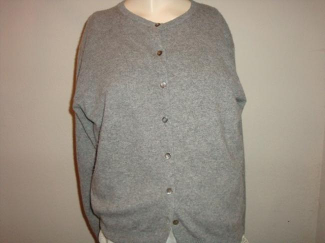 Jones Wear Cashmere Women Medium Sweater Cardigan