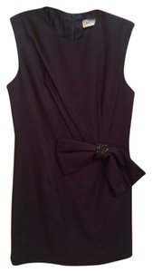 Mossaic Wool Sheath Dress