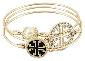 Jewel Junki NEW TORY BURCH STYLE BANGLES SET OF 3