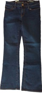 Gap 1969 Boot Cut Jeans-Dark Rinse