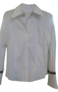 renfrew Button Down Shirt white