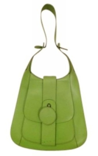 Preload https://item4.tradesy.com/images/emilio-pucci-light-green-leather-shoulder-bag-127808-0-0.jpg?width=440&height=440