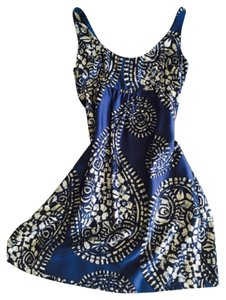 Michael Kors Silk Paisley Dress