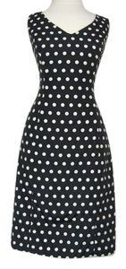 Ralph Lauren Polka Dot Dress