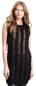 Shae NY Sheer Chic Classy After Work Dress