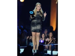 Jovani Black And Nude Jovani Couture (as Seen In Miranda Lambert) Dress