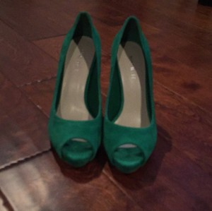 Nine West Green Formal