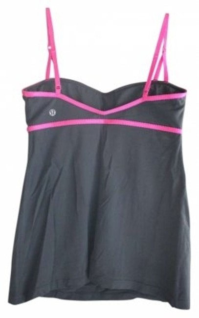 Preload https://item1.tradesy.com/images/lululemon-charcoal-with-hot-pink-activewear-top-size-6-s-28-127845-0-0.jpg?width=400&height=650