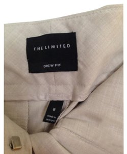 The Limited Trouser Pants Light tan