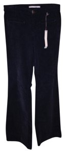Vince Corduroy Fonda Size 27 Boot Cut Pants Charcoal Gray