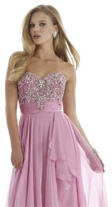 Morrell Maxie Morrel Chiffon Prom Dress