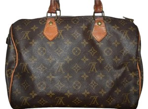 Louis Vuitton Speedy Boston Satchel in monogram