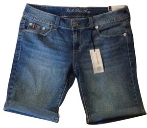 U.S. Polo Assn. Cuffed Shorts Denim