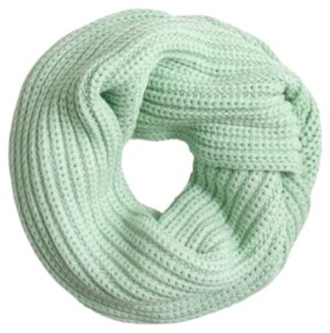 J.Crew CHUNKY RIBBED KNIT INFINITY SCARF
