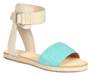 3.1 Phillip Lim blue/beige Sandals