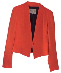 Rachel Roy Orange/red Blazer