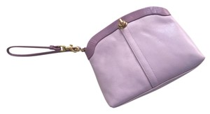Coach Wristlet in Pink/Lilac
