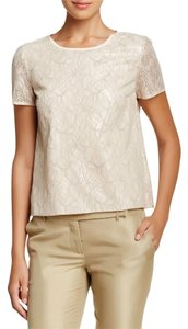 Catherine Malandrino Ashley Top KHAKI