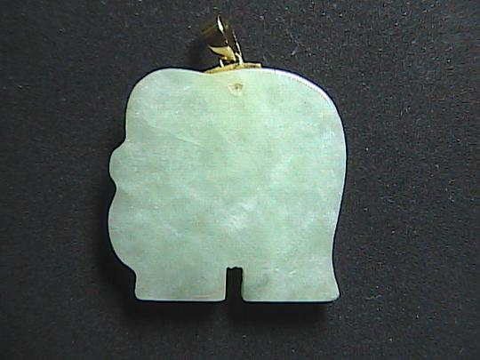 Other 10k Yellow Gold Good Luck Elephant Pendant