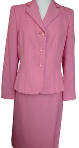 Suit Studio Suit Studio Linen Look Skirt Suit