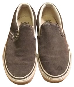 Grey Suede Vans Grey Athletic