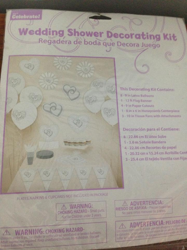 bridal shower wedding shower decorating kit way to celebrate