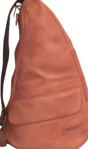 L.L.Bean Leather Brown Travel Bag