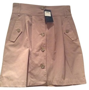 Club Monaco Skirt Khaki