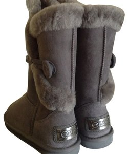 Australia Luxe Collective Lux Leather Gray Boots