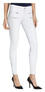 Koral Skinny Pants White