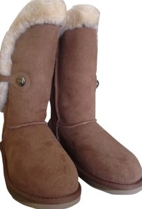 Australia Luxe Collective Lux Leather Chestnut Boots
