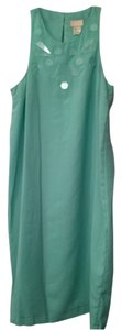 H&M short dress Turquoise blue on Tradesy
